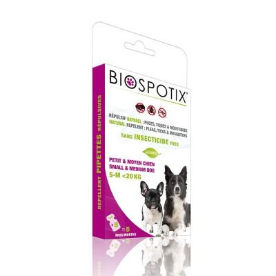 Biospotix Pipetas Spot-On Natural