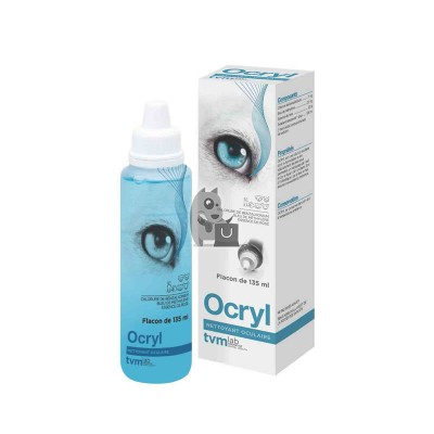 Ocryl limpeza ocular