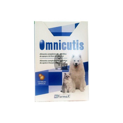 HiFarmaX Omnicutis Cápsulas