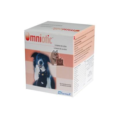 HiFarmaX Omniotic ampolas