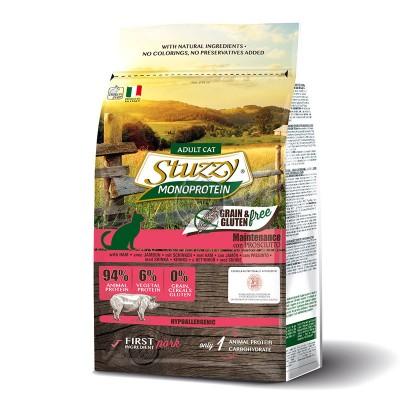 Stuzzy Monoproteína Grain Free Manutenção Presunto