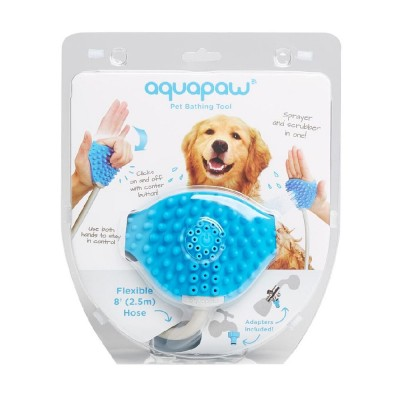 Aquapaw Pet Bathing Tool Chuveiro