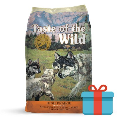 Taste of the Wild High Prairie Bisonte Puppy