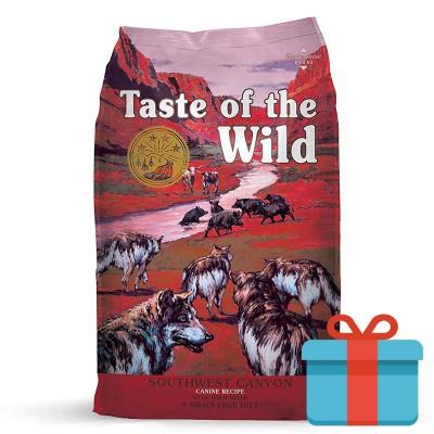 Taste of the Wild Southwest Canyon Javali