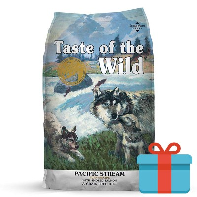 Taste of the Wild Pacific Stream Salmão Puppy