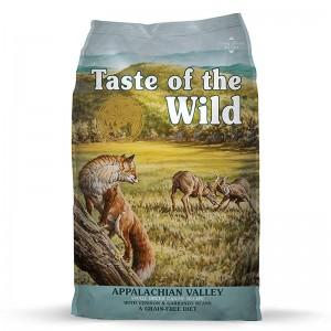 Taste of the Wild Appalachian Valley Small Breed Veado e Grão