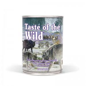 Taste of the Wild Sierra Mountain Borrego Húmida