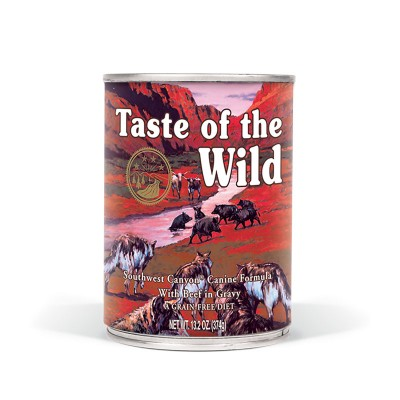 Taste of the Wild Southwest Canyon Húmida