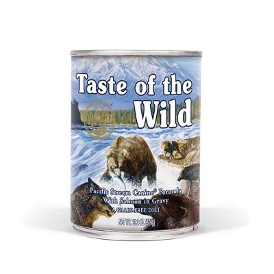 Taste of the Wild Pacific Stream Salmão Húmida