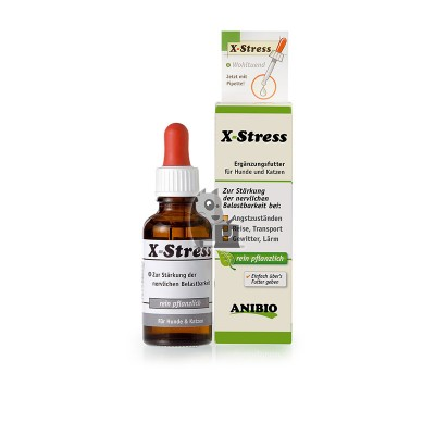 Anibio Calmante natural X-Stress