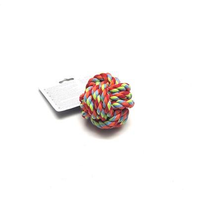 Bola em corda de algodão