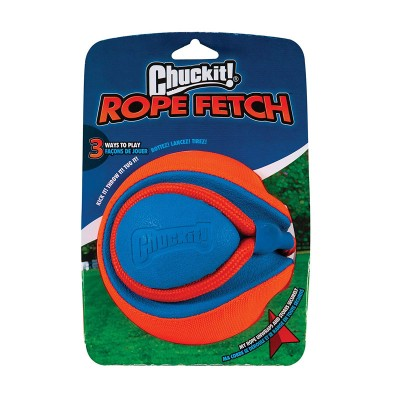 Chuckit Bola Rope Fetch