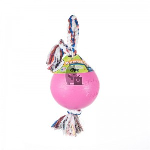 Jolly Pets Romp-n-roll Ball Bubblegum