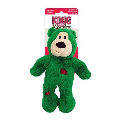Kong Holiday Wild Knots Urso NATAL
