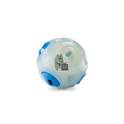 Planet Dog Bola Orbee-Tuff Glow-in-the-dark Whistle Ball