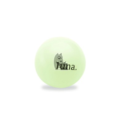Planet Dog Bola Orbee-Tuff Luna