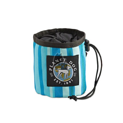 Planet Dog bolsa Snack Sack Seaside Blue