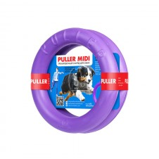 Collar Puller Dog Fitness Tool 2 anéis