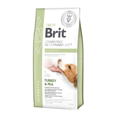 Brit Grain Free Vet Diet Diabetes