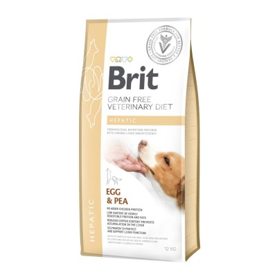 Brit Grain Free Vet Diet Hepatic