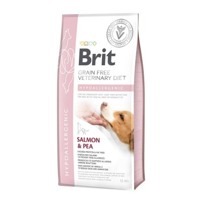 Brit Grain Free Vet Diet Hypoallergenic