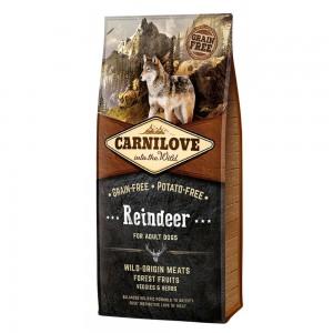Carnilove Reindeer Adult Dog