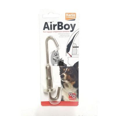 Karlie Air Boy Ventilação da bagageira