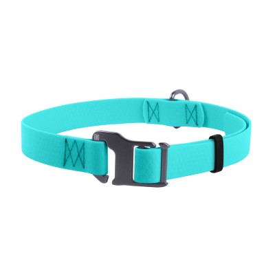 Collar Coleira WAUDOG Waterproof & Glow in the dark