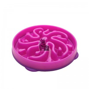 Dog Games Comedouro Slo-Bowl Flower