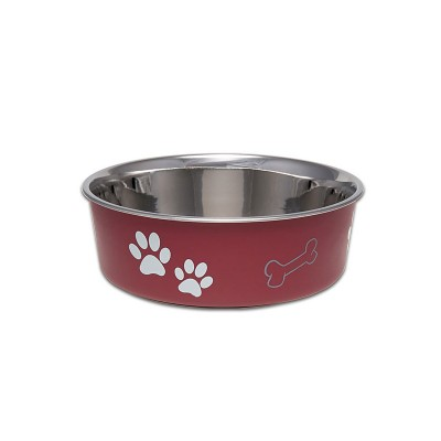 Loving Pets Tigela Bella Bowl Classic Vermelho tinto