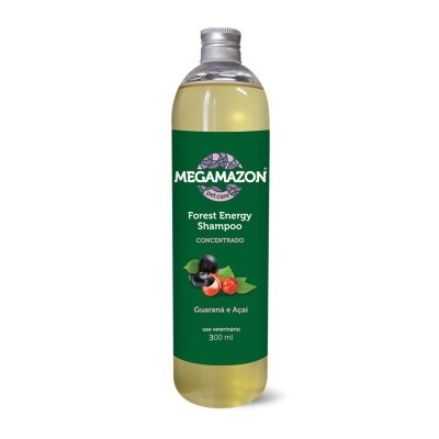 Megamazon Forest Energy Champô Guaraná e Açai