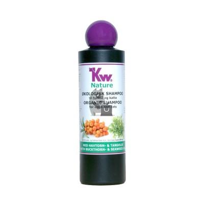 Kw Nature Champô Orgânico com Óleo de Espinheiro Amarelo e Algas Marinhas