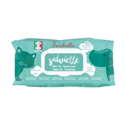 Ferribiella Salviette Toalhitas húmidas Multiusos
