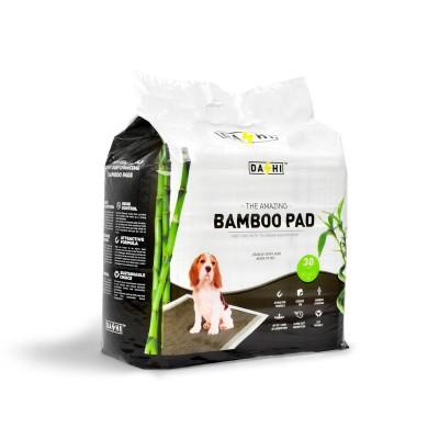 Dashi BAMBOO PAD tapetes higiénicos