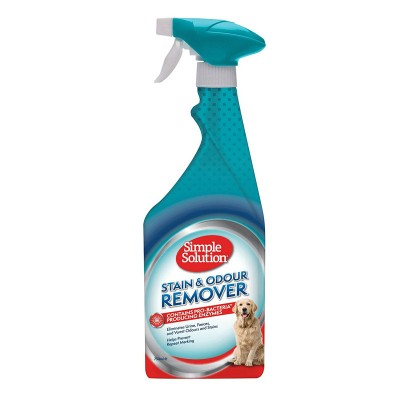 Simple Solution Spray Removedor de Manchas e Odores