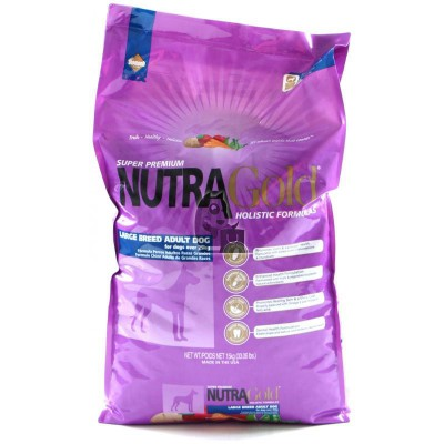 Nutra Gold Holistic Large Breed Adult