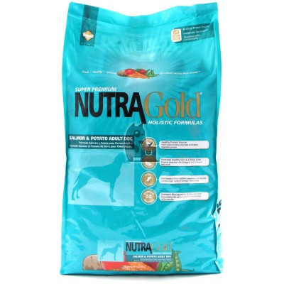 Nutra Gold Holistic Salmon Potato