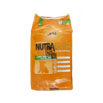 Nutra Gold Holistic Puppy Microbite