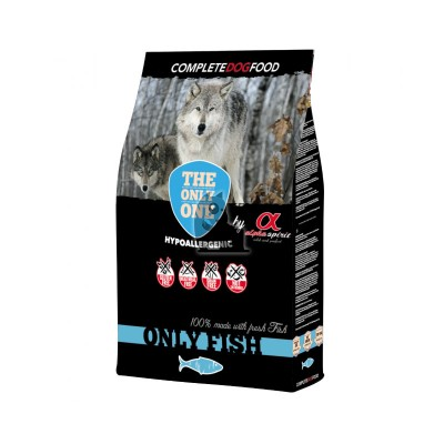 Alpha Spirit Dry Food Only Fish