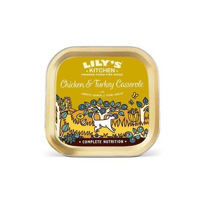 Lily's Kitchen Terrina Chicken & Turkey Casserole