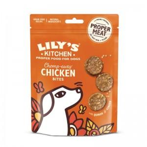 Lilys Kitchen Snacks Chomp-Away Chicken Bites