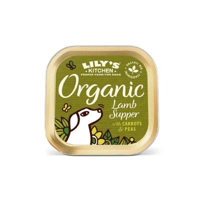 Lilys Kitchen Terrina Organic Lamb Supper