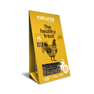 Naturea Treats semi-húmidos galinha