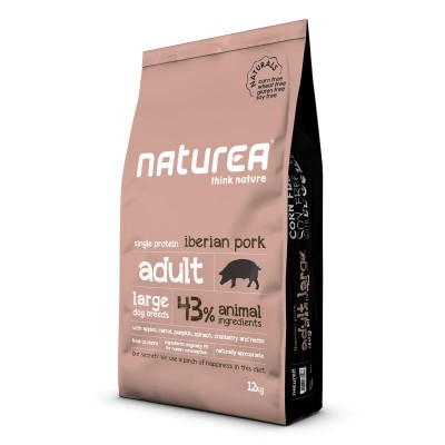 Naturea Naturals Adult Porco Ibérico Large Breed