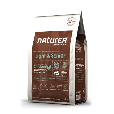 Naturea Grain Free Light & Senior