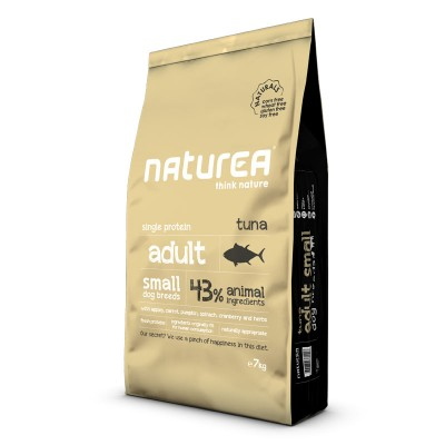 Naturea Naturals Adult Atum Small Breed