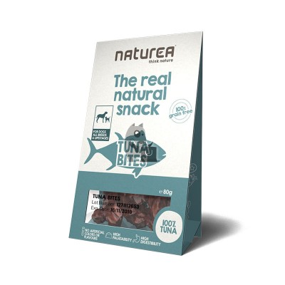 Naturea Snacks de atum