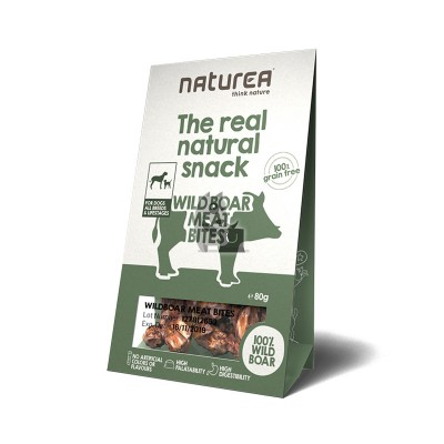 Naturea Snacks de javali