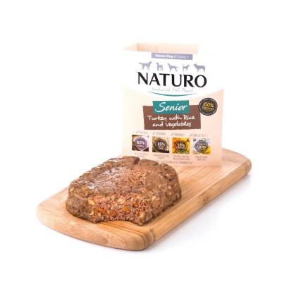 Naturo Adult Sénior Perú com Arroz e Vegetais 400g
