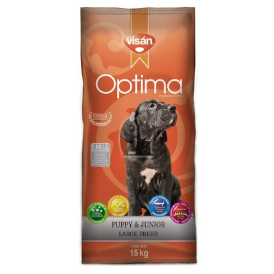 Optima Puppy Large Breed Chicken&Rice